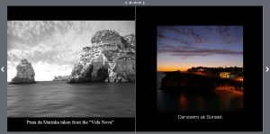 get a bespoke hardback book or magazine of Algarve images for your villa